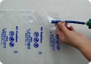 AIR CUSHION,AIR PILLOW,AIR BAG,NEW PACK,充气袋,填充气袋,手袋填充,气柱包装,缓冲气垫,气囊,塞纸